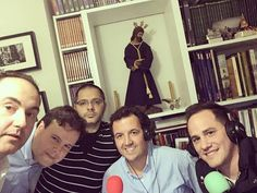 Podcast del primer RadioBlog de la Tertulia Cofrade Cíngulo.  https://ift.tt/2jzadDZ