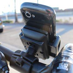 Mobile holder and bike mount.