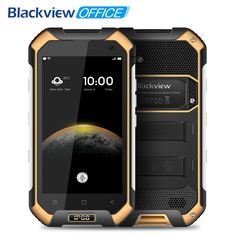 Mobile Phones Blackview BV6000 4G Mobile phone 4.7 inch HD MTK6755 Octa Core Android 6.0 3GB RAM 32GB ROM 13MP Cam Waterproof IP68 Smartphone -- This is an AliExpress affiliate pin.  Click the image to find out more on AliExpress website