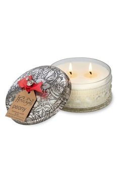 Himalayan Trading Post 'Powder Box' Candle available at #Nordstrom