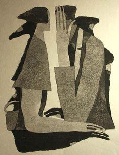 Coyote Atelier illustration inspiration: Tetsuo Aoki