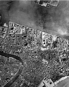 Veduta aerea del 1911