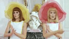film cinema french les demoiselles de rochefort