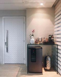 Attic Bedroom Decor, Coffee Bar Home, Kids Bedroom Designs, Cafe Bar, Office Decor, Interior Inspiration, Ideal Home, Furniture Design, Sweet Home