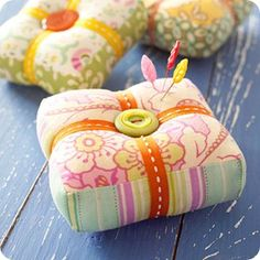 Fabulous Pincushion Tutorials | U Create