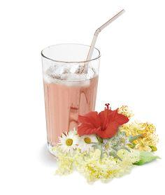 Ice-Tea Blüten. Neue Rezeptur.  Der erfrischende Ice-Tea mit Blüten-Geschmack ist zurück im Sortiment. Hibiskus, Holunderblüten, Kamille, Lindenblüten und neu Edelweiss geben dem Ice-Tea seinen exklusiven Geschmack. Durch die verfeinerte Rezeptur kommt der Holunder-Blütengeschmack noch mehr zu Geltung.  http://www.nahrin.ch/de/kuechenprodukte/ice-tea-blueten