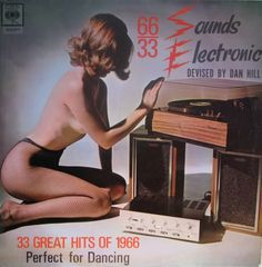 sounds electronic