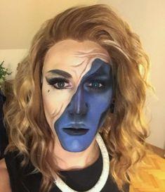 Drag Queen Halloween MakeUp  #dragqueen #dragmakeup #makeup #halloween