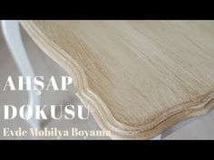 Textured, Non Woven Budak Solid Furniture Making – Painting Furniture at Home - DIY Möbel