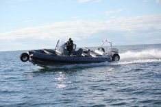 7.7F RIB - Sealegs Recreational