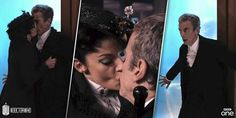 I think the Mastrr had always wanted to do that. I just wish Simm had donw it to Tennant, though. They had more chemestry.