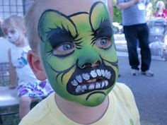 Face Painting blog!