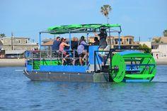 Boozy pontoon tours coming to Lake St. Clair this spring Bars In Tampa, Downtown Dunedin, Myakka River State Park, Tampa Riverwalk, Air Balloon Rides, Seen, Traverse City, Tampa Bay