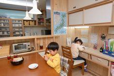 上尾市 土間のある家 こぐまさんの家 - 埼玉 川越市 設計事務所 住まいの間取り
