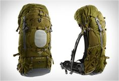 OSPREY AETHER BACKPACK another cool low profile bugout pack