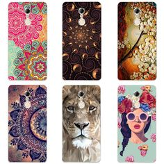 Painted Phone Case For Lenovo K6 Note