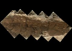 Curiosity Inspects Unusual Martian Bedrock - SpaceRef