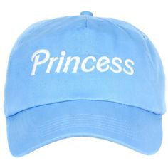 PRINCESS CAP (715 UYU) ❤ liked on Polyvore featuring accessories, hats, fillers, caps, baseball style hats, cap hats and baseball style caps