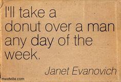 Janet Evanovich Quotes - Meetville