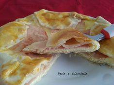 La quiche con ricotta e prosciutto, semplice e appetitosa!