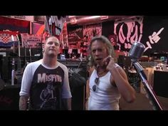 Kirk Hammett and Corey Taylor Invite You To Listen Sunday at 7:00 p.m.