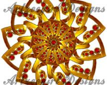 Golden Valentine, Mandala