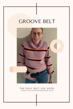 Groove Life Groove Belt, best belt Ive ever tried! #fashion #groovelife