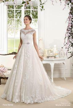 Fara Sposa 2016 Wedding Dress