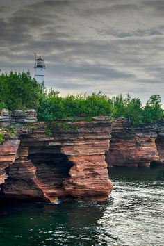 The Apostle Islands, Wisconsin | 27 Underrated U.S. Vacation Spots You Should Visit Before You Die