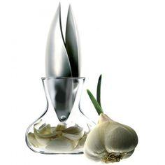 Nifty #garlic tool.  #evasolo #noodor