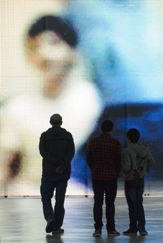Coup de coeur, au palais de Tokyo jusqu'au 12 janvier 2014. Favorite, at Palais de Tokyo till the 12st of January 2014. Philippe Parreno, Anywhere, Anywhere Out of the World