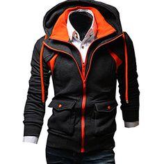 Herren Slimfit Kapuzenpulli mit Reissverschluss Hoodie Kapuzenpullover Sweatshirt (46,darkgrey) Fashion Season http://www.amazon.de/dp/B00MQOU0PI/ref=cm_sw_r_pi_dp_R.C7tb0QYMVJQ