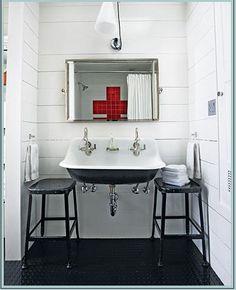 45 Best Brockway Sink Images Trough Sink Bathroom