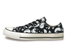 #Converse Chuck Taylor All Star « Panda Camo » Pack