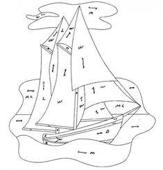 intarsia boat                                                                                                                                                                                 More