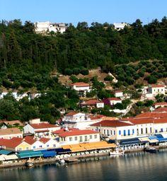 Katakolon, Greece.