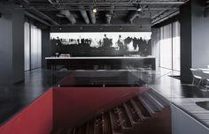 Negro Rojo Barcelona. Sandra Tarruella || Interioristas