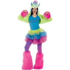 Most Popular Halloween Costumes for Teens: Uggsy Monster Tween Costume #Halloween #Costumes