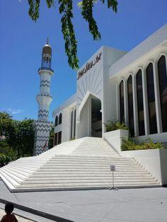 Central Mosque Maldives