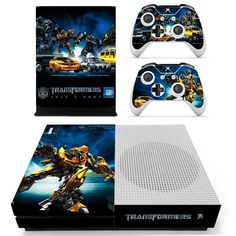 Transformers Xbox one S Skin   Xbox one S skin – Console skins world