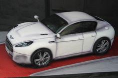 Aston Martin   by Alliance Bakery