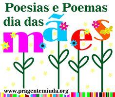 Poemas para o Dia das Mães | Pra Gente Miúda
