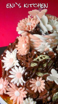 Eni´s Kitchen: Tarta Irlandesa para cumpleaños! Tarta para Ana!