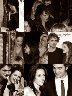 Kristen & Rob...collage