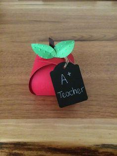 Teacher appreciation gifts, teacher gifts, candy crafts, paper crafts, d Candy Crafts, 3d Paper Crafts, Teacher Appreciation Gifts, Teacher Gifts, Teacher Gift Baskets, Diy Cadeau, Pillow Box, Diy Box, Stamping Up