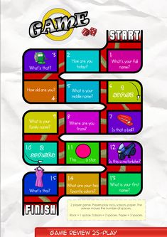 Game Board 25  Contents-Game Review booklet and theme flashcards.  Contains Everyday English, game review, grammar summary and worksheets.  Speaking Log-Speech: This is Me.  Theme: Classroom Objects a map, a computer, a bell, a stapler, an eraser, a whiteboard, a marker, a sharpener.    Grammar: Singular Nouns (This/That)  This is a whiteboard. What is this?  Is that a marker?