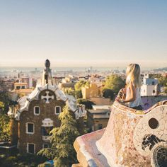 """4,290 Likes, 155 Comments - TRAVELERS • Selena + Jacob (@finduslost) on Instagram: """"• getting lost with Gaudí """""""