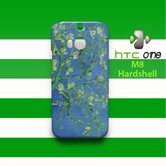 Van Gogh Almond Blossom Tree Art Painting HTC One M8 Case Cover