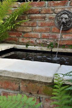 Brick pond