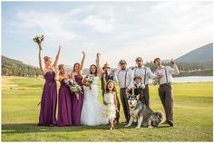T J S Wedding At Keystone Ranch Resort Co Www Keystoneweddings